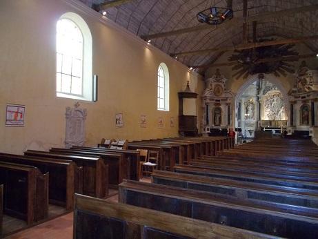 Eglise Ampoigné 2