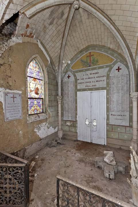 Chapelle St Denis Intérieur