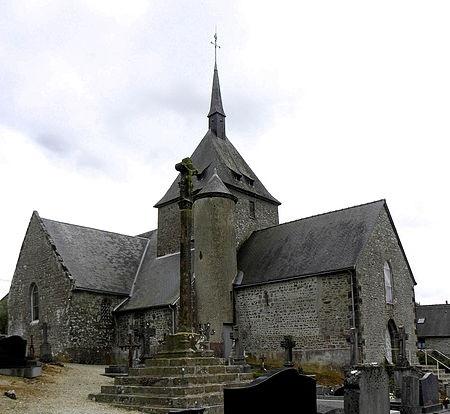 Couesmes-Vaucé_(53)_Église_Saint-Pierre_de_Vaucé_02