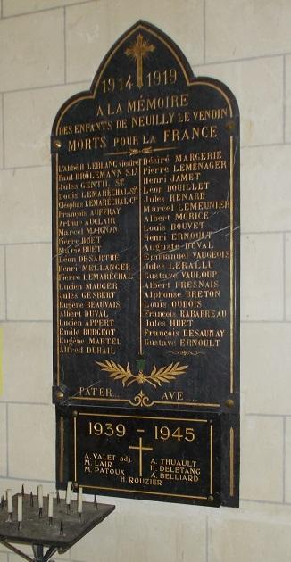 Eglis Neuilly le V. 1