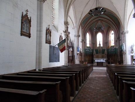 Eglis e St. Cyr 3.