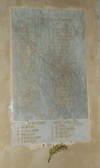Eglise Bierné - Copie
