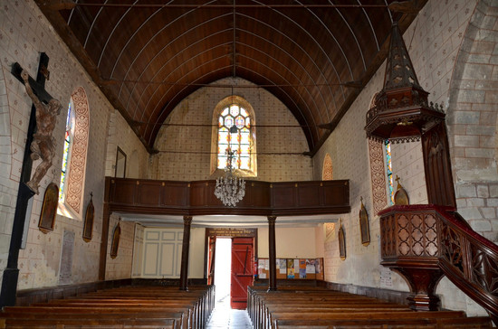 Eglise Cuillé