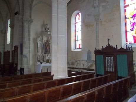 Eglise Hardange 2