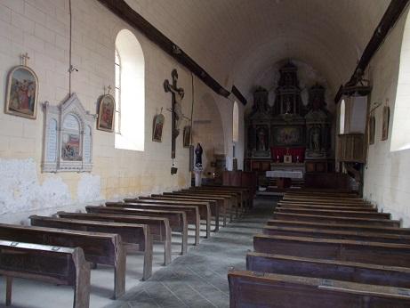 Eglise La Bazouges des A. 2- Copie