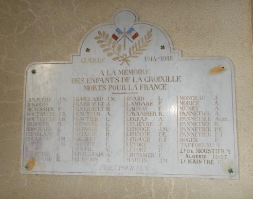 Eglise La Croixille 3 - Copie