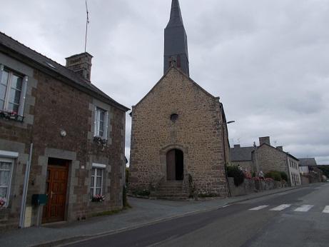 Eglise La Tannière