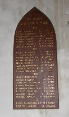 Eglise Laigné 1 - Copie