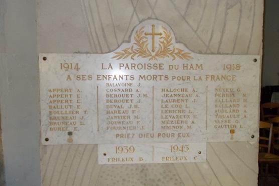 Eglise Le Ham 1 - Copie