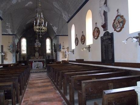 Eglise Lesbois 4 - Copie