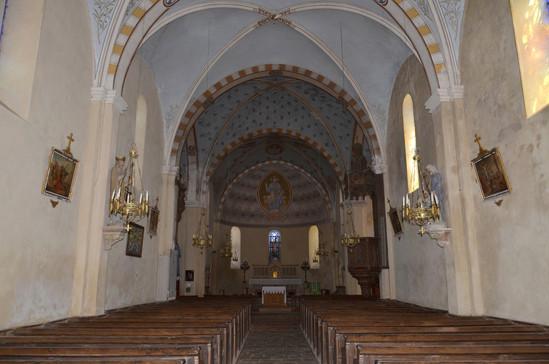 Eglise Loufougères 2
