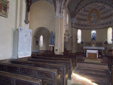 Eglise Loupfougères 1