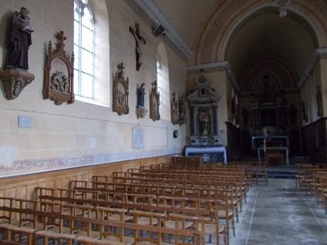 Eglise Louvigné 2