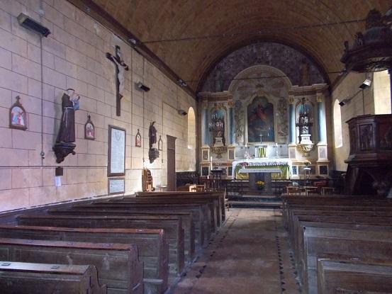 Eglise Maisoncelles