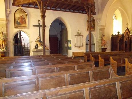 Eglise Martigné 1