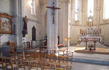 Eglise Neuilly le V