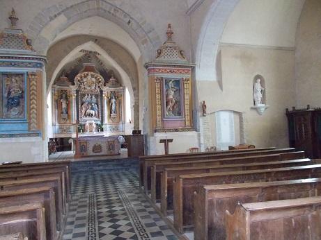 Eglise Pommeurieux 3