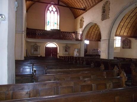 Eglise Quelaines 1 - Copie