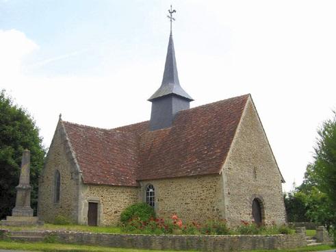 Eglise Ravigny