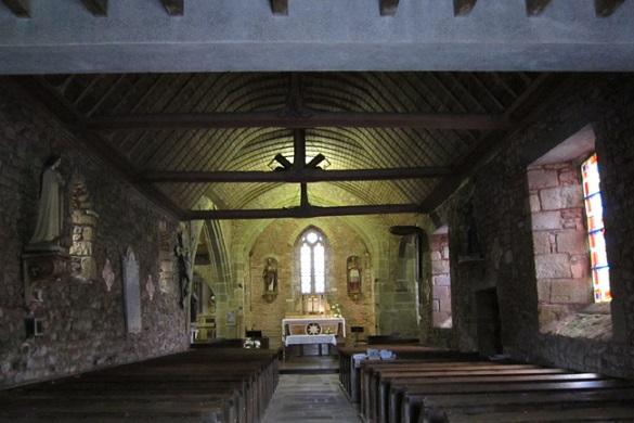 Eglise St Ellier du M.