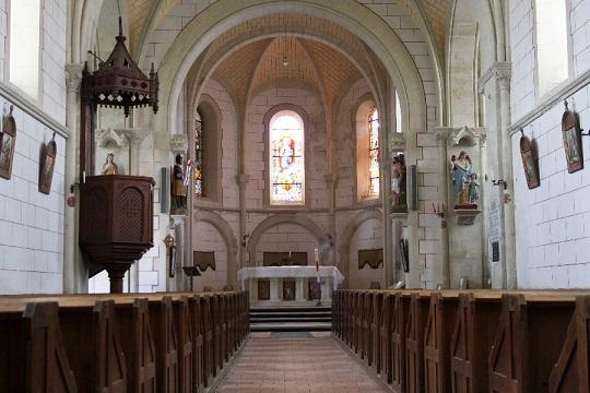 Eglise St Georges le F. - Copie