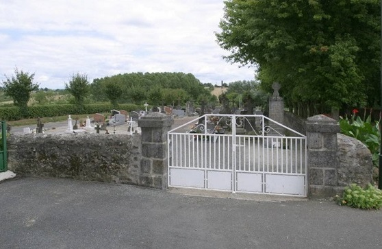 Entrée cimetière Thorigné