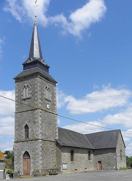 Le_Housseau-Brétignolles_(53)_Église_de_Brétignolles-le-Moulin