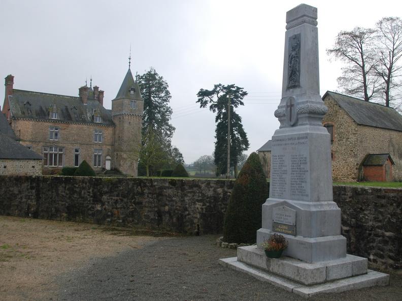 MaM La Chapelle Rainsouin - P.Saget