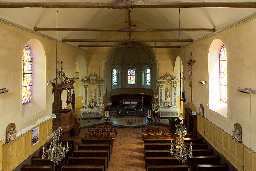 Marigné-Peuton_-_Église_Saint-Didier_02