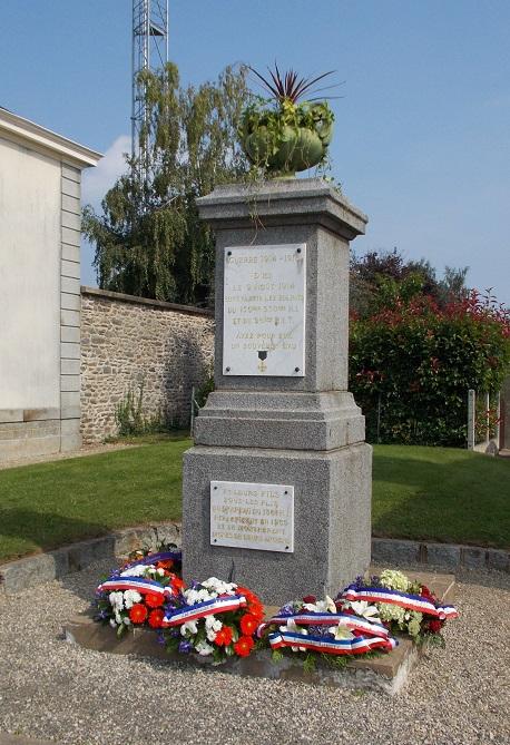 Monument Mayran