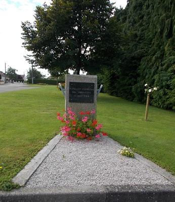Monument US St Cyr