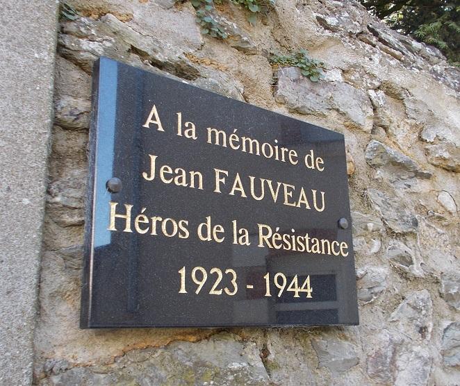 Plaque Jean Fauveau