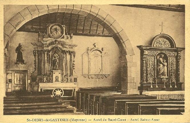 Saint Denis de G 2