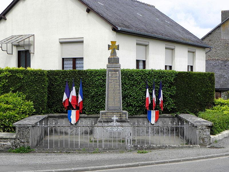 Soucé_(53)_Monument_aux_morts