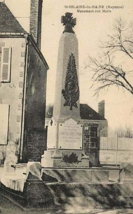 St Hilaire du M