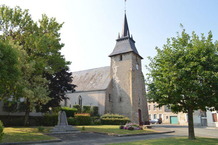 eglise Louvigné