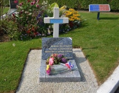 Tombe Louvrier