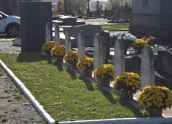 Tombes Musulmanes