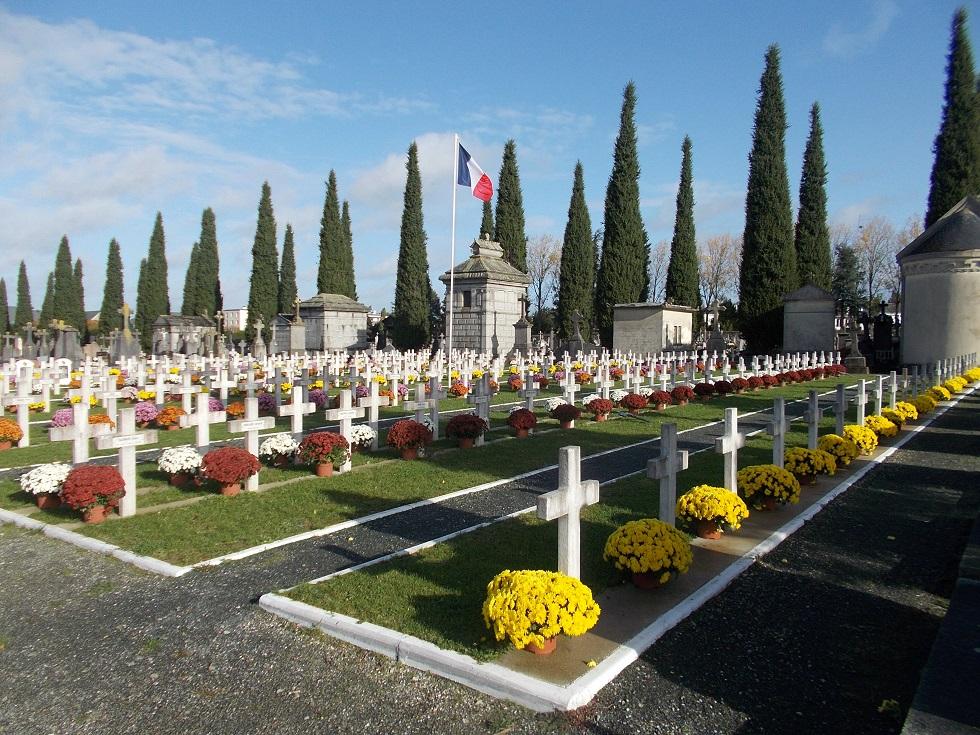vue haut cimetière