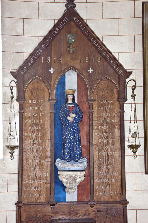 Eglise St Jean-sur-Mayenne