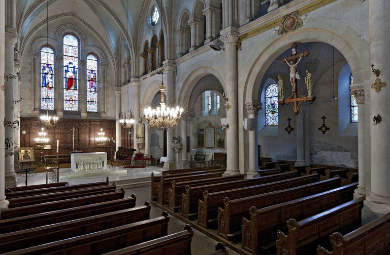 Eglise Villiers C.