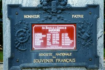 5 - Bazouges - Plaques du S.F. 005