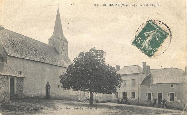Bouesssay