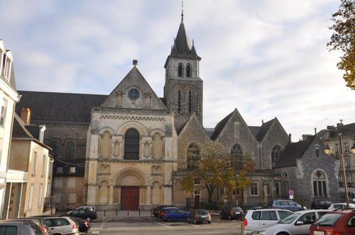 Cathédrale Laval