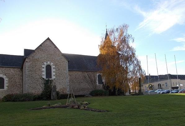 Eglise St Berthevin