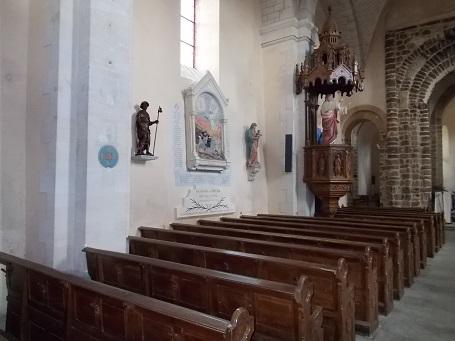 Eglise Monjean