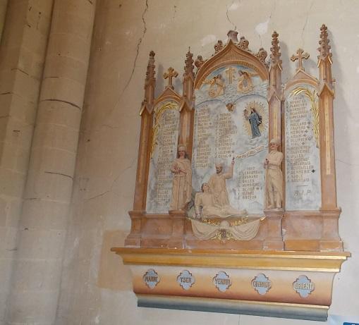 Eglise La Baconnière