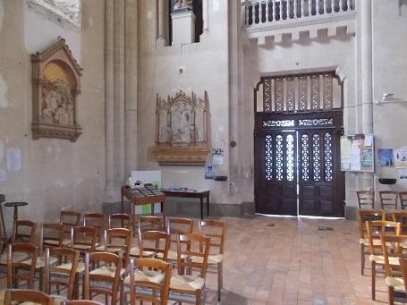 Eglise La Baconnière 2