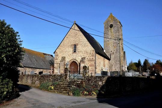 Eglise St Fraimbault de Lassay