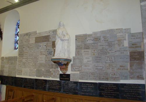 Chapelle de Doucé